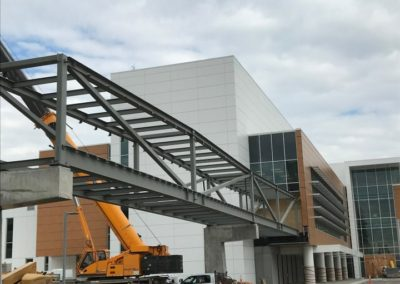 GPRH Pedway Installed