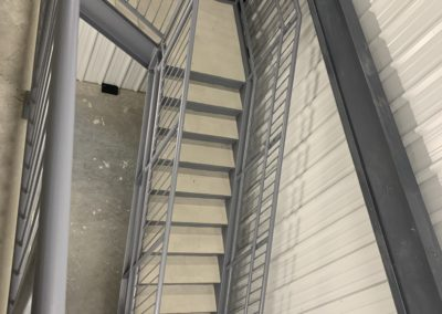 Pembina Stair Railings